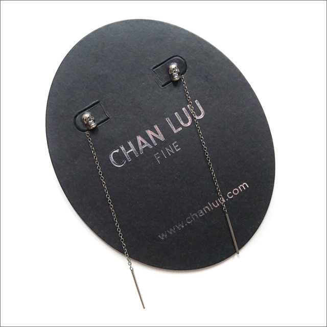 CHAN LUU チャンルー アクセサリー ピアス NCL-ESF-4383SIL