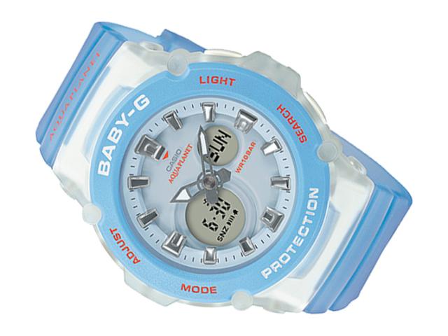 カシオ 腕時計 BABY-G BGA-270AQ-2AJR Love The Sea And The Earth 2020 アクアプラネットコラボモデル