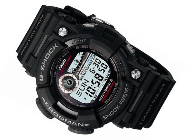 カシオ 腕時計 G-SHOCK GWF-1000-1JF フロッグマン