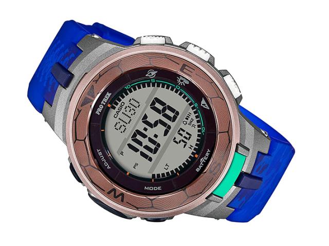 カシオ 腕時計 プロトレック PRG-330CC-5JR  日本自然保護協会コラボモデル