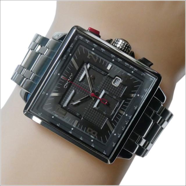 DKNY ダナキャランニューヨーク 腕時計 NY1350 メタルベルト