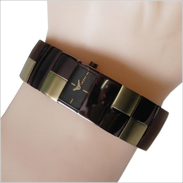 DKNY ダナキャランニューヨーク 腕時計 NY4313 メタルベルト