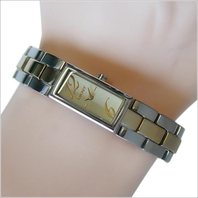 DKNY ダナキャランニューヨーク 腕時計 NY4337 メタルベルト