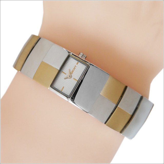 DKNY ダナキャランニューヨーク 腕時計 NY4338 メタルベルト