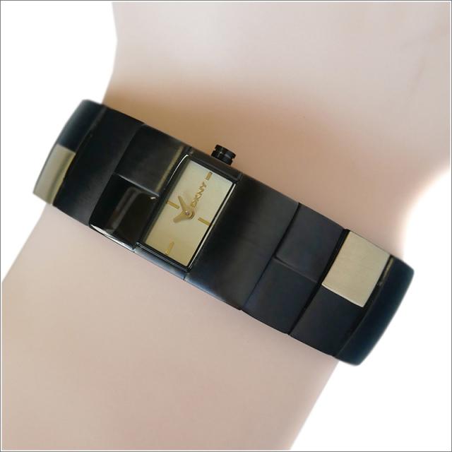 DKNY ダナキャランニューヨーク 腕時計 NY4417 メタルベルト