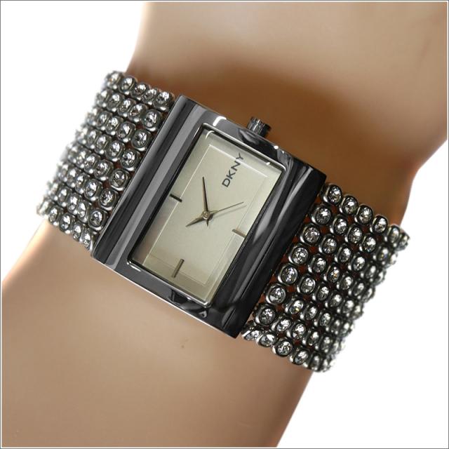 DKNY ダナキャランニューヨーク 腕時計 NY4661 メタルベルト