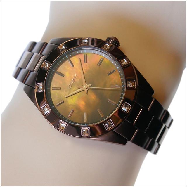 DKNY ダナキャランニューヨーク 腕時計 NY8663 メタルベルト