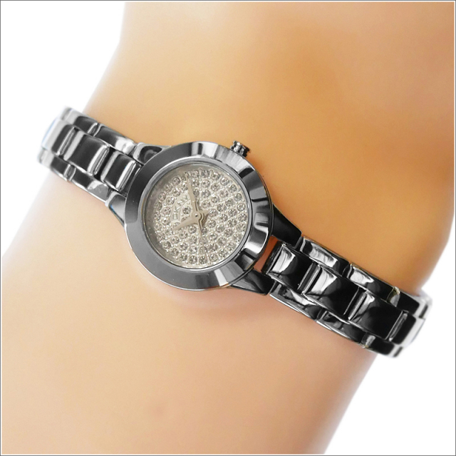 DKNY ダナキャランニューヨーク 腕時計 NY8691 メタルベルト
