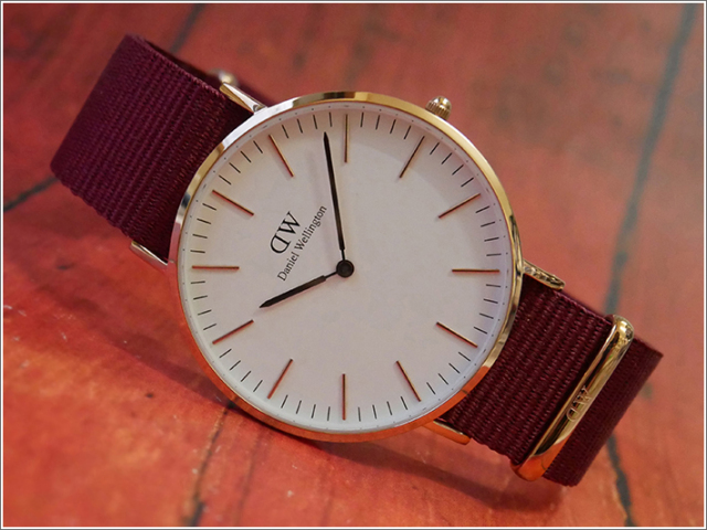 ダニエル ウェリントン DANIEL WELLINGTON 腕時計 DW00100267 DW00600267 ローズゴールド 40mm CLASSIC ROSELYN クラシック ロズリン