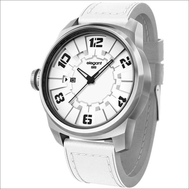 エレガントシス elegantsis 腕時計 ELJT48-2W06LC ミリタリースタイル ヘビーインダストリアルモデル