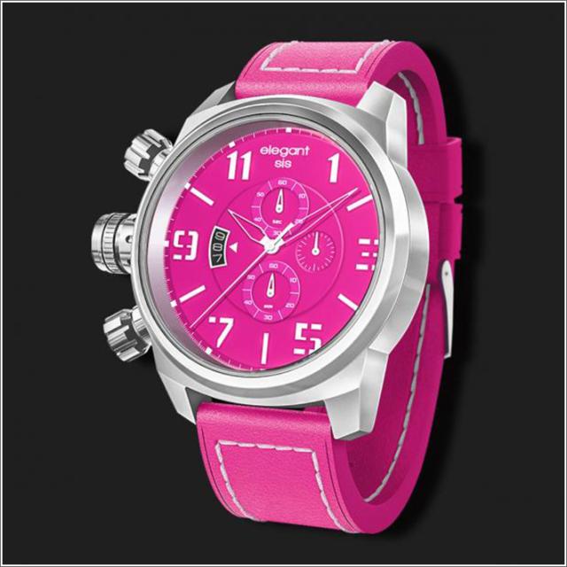 エレガントシス elegantsis 腕時計 ELJT48S-OP03LC ミリタリースタイル レディースモデル