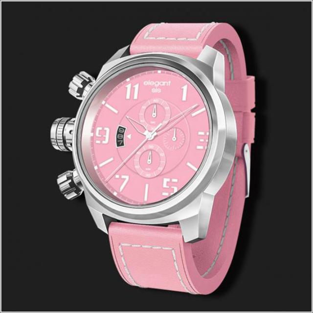 エレガントシス elegantsis 腕時計 ELJT48S-OP06LC ミリタリースタイル レディースモデル