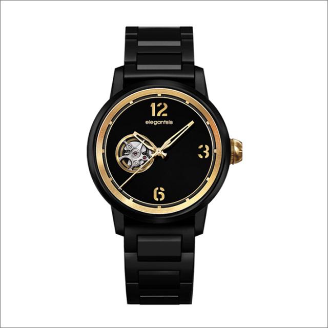 エレガントシス elegantsis 腕時計 ELJT75A-NB01MA ゴールデンファッショナブル レディースモデル