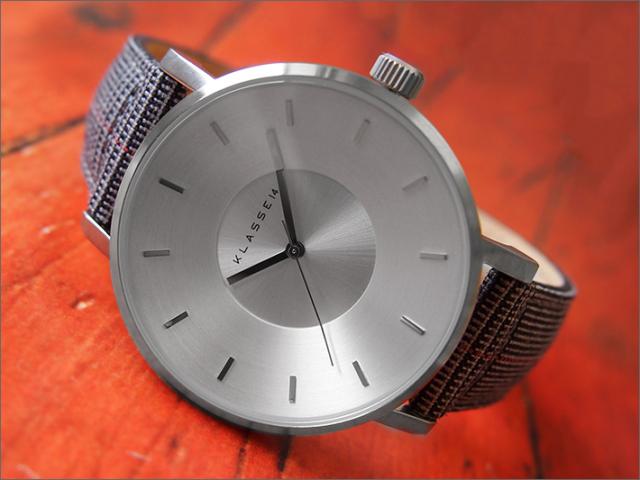 クラス14 KLASSE14 腕時計 MARIO NOBILE VOLARE SARTORIA VO16SA007M メンズ テキスタイルベルト