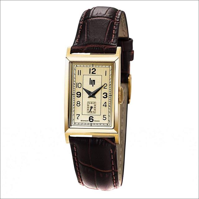 リップ LIP 腕時計 671006 チャーチル レザーベルト クォーツ