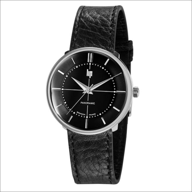 リップ LIP 腕時計 671063 パノラミック レザーベルト クォーツ