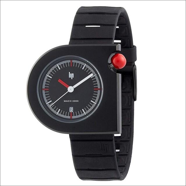 リップ LIP 腕時計 671093 マッハ2000 ラバーベルト クォーツ