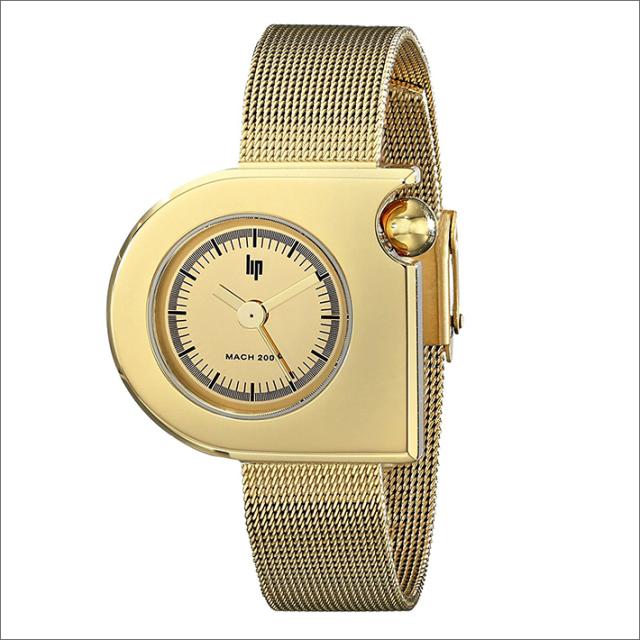 リップ LIP 腕時計 671105 (229040) マッハ メッシュメタルベルト クォーツ レディース