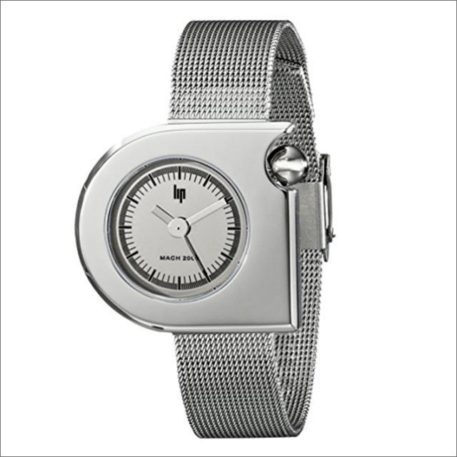 リップ LIP 腕時計 671107 (229042) マッハ メッシュメタルベルト クォーツ レディース