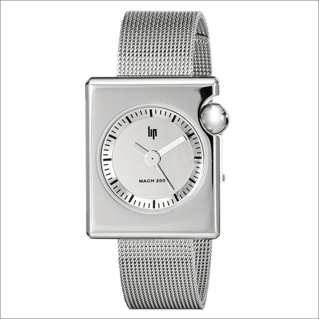 リップ LIP 腕時計 671108 (229043) マッハ メッシュメタルベルト クォーツ レディース