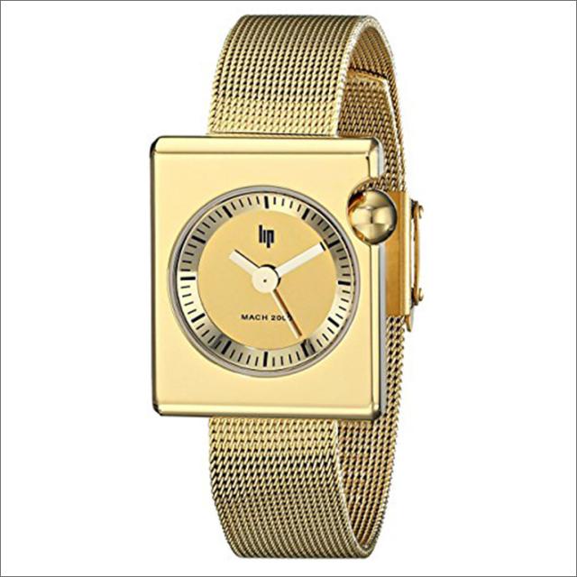 リップ LIP 腕時計 671109 (229041) マッハ メッシュメタルベルト クォーツ レディース
