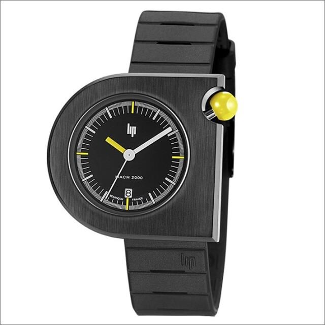 リップ LIP 腕時計 671118 マッハ2000 ラバーベルト クォーツ