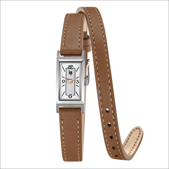 リップ LIP 腕時計 671207 (229047) チャーチル T-13 ロングレザーベルト クォーツ レディース