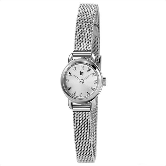 リップ LIP 腕時計 671267 アンリエッテ メッシュメタル ベルト クォーツ レディース