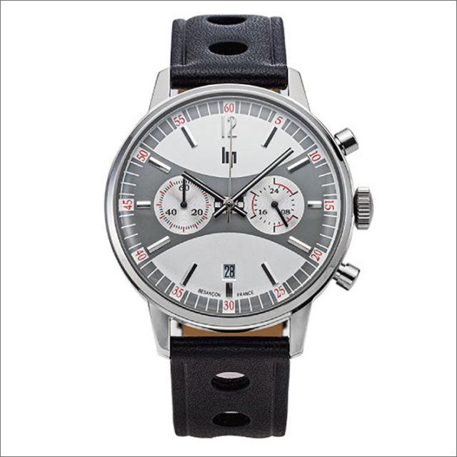 リップ LIP 腕時計 671801 (229024) RALLY CHRONO レザーベルト クォーツ