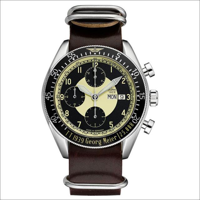 Laco ラコ 腕時計 861878 CHRONOGRAPH Mission Manx Limited Edition クロノグラフ ミッションマンクス 限定モデル アウトレット