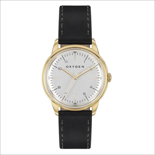 オキシゲン OXYGEN 腕時計 シティレジェンド 36 ANDO L-C-AND-36 (224347) クォーツ 3針 レザーベルト
