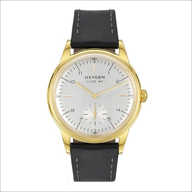 オキシゲン OXYGEN 腕時計 シティレジェンド 40 ANDO L-C-AND-40 (224302) レザーベルト