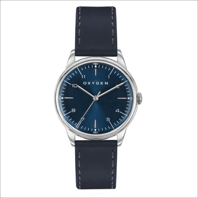 オキシゲン OXYGEN 腕時計 シティレジェンド 36 KARL L-C-KAR-36 (224366) クォーツ 3針 レザーベルト
