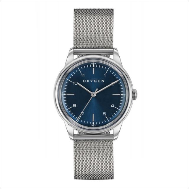 オキシゲン OXYGEN 腕時計 シティレジェンド 36 KARL L-C-KAR-36M (224342) クォーツ 3針 メッシュメタルベルト