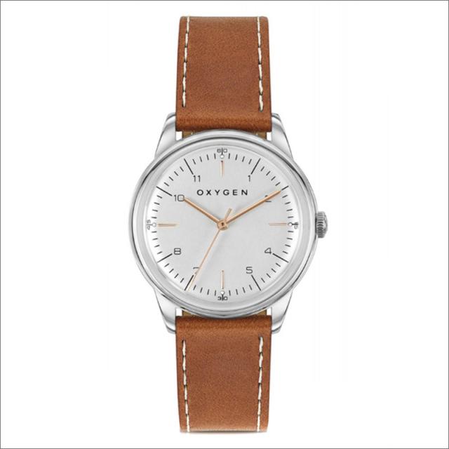 オキシゲン OXYGEN 腕時計 シティレジェンド 36 MARIO L-C-MAR-36 (224343) クォーツ 3針 レザーベルト