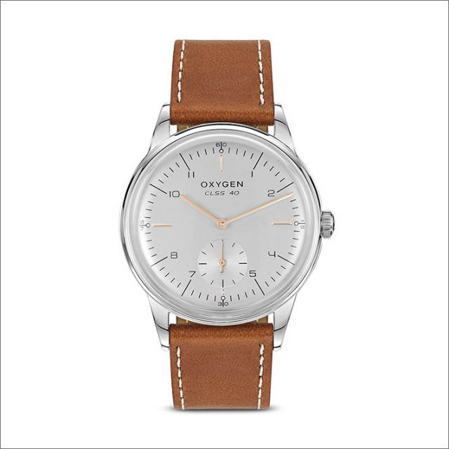 オキシゲン OXYGEN 腕時計 シティレジェンド 40 MARIO L-C-MAR-40 (224301) レザーベルト