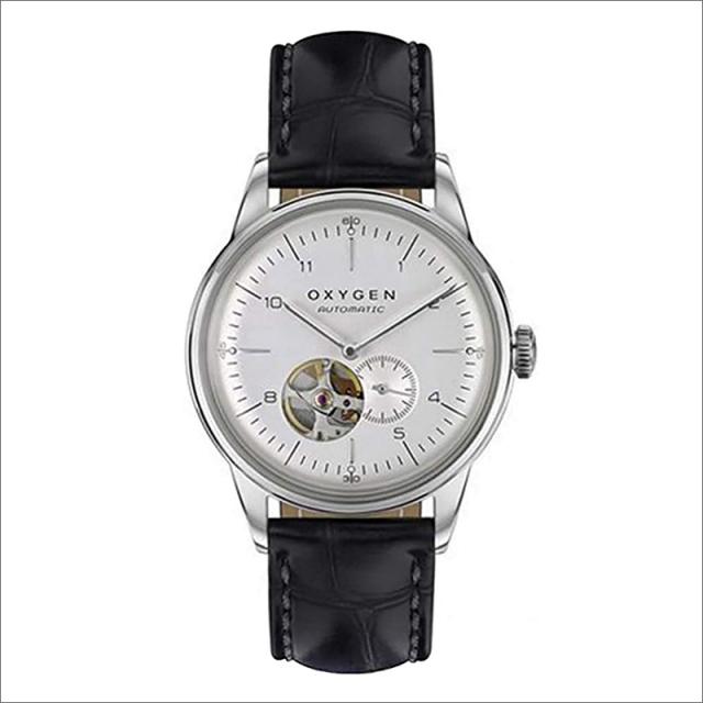 オキシゲン OXYGEN 腕時計 シティレジェンド 40 JOSEPH AUTO L-COA-JOS-40 (224356) 機械式自動巻 レザーベルト