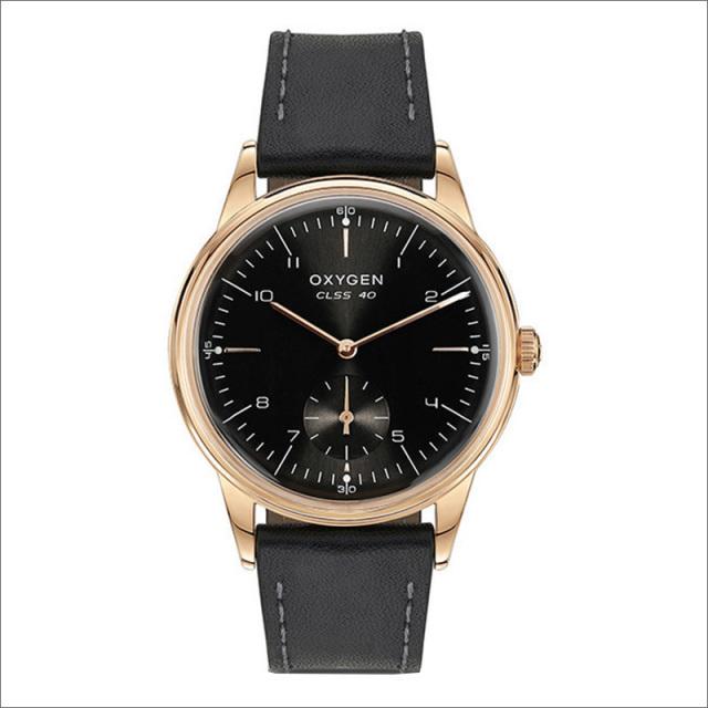 オキシゲン OXYGEN 腕時計 シティレジェンド 40 RENZO L-C-REN-40 (224304) レザーベルト