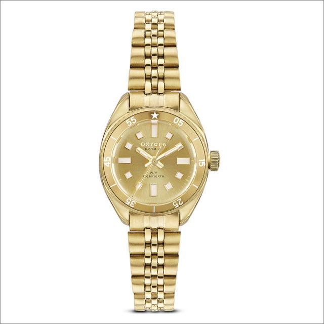 オキシゲン OXYGEN 腕時計 ダイバーレジェンド ミニ26 SIRENE L-DM-SIR-26 (224363) クォーツ 3針 メタルベルト