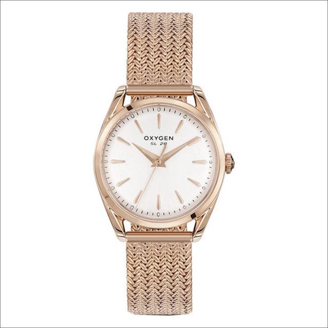 オキシゲン OXYGEN 腕時計 スポーツレジェンド 28 ELDORADO L-S-ELD-28 (224317) メッシュメタルベルト
