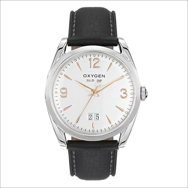 オキシゲン OXYGEN 腕時計 スポーツレジェンド 38 KISSINGER L-S-KIS-38 (224307) レザーベルト