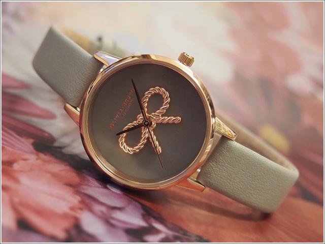 オリビアバートン OLIVIA BURTON 腕時計 OB16VB04 レディース レザーベルト