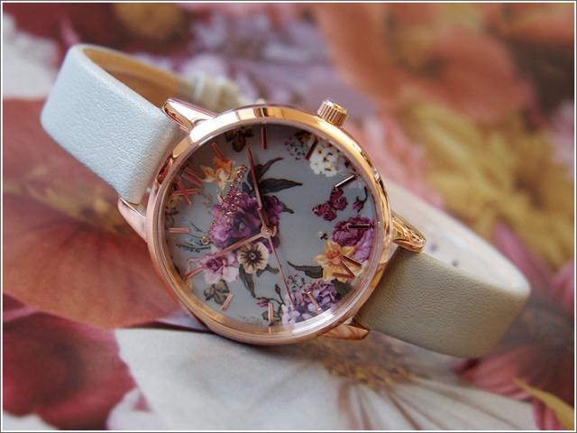 オリビアバートン OLIVIA BURTON 腕時計 OB16EG80 レディース レザーベルト