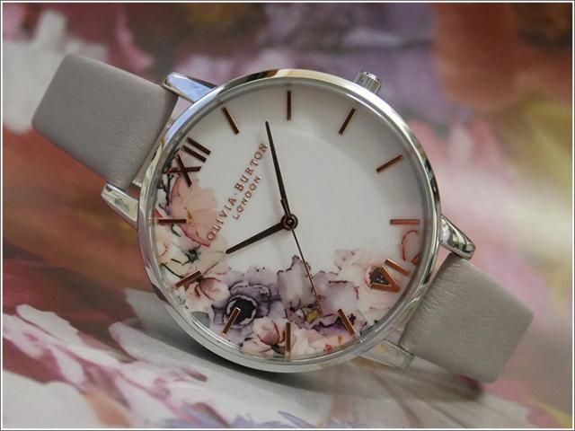 オリビアバートン OLIVIA BURTON 腕時計 OB16PP32 レディース レザーベルト