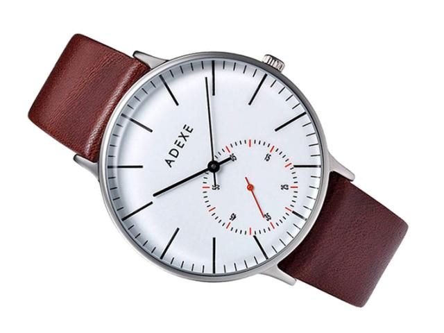 アデクス ADEXE 腕時計 1868B-03 クォーツ 41mm メンズ