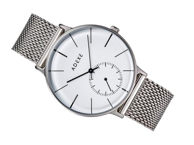 アデクス ADEXE 腕時計 1868E-01 クォーツ 41mm メンズ
