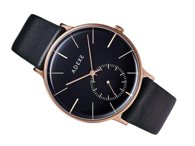 アデクス ADEXE 腕時計 1868E-05 クォーツ 41mm メンズ