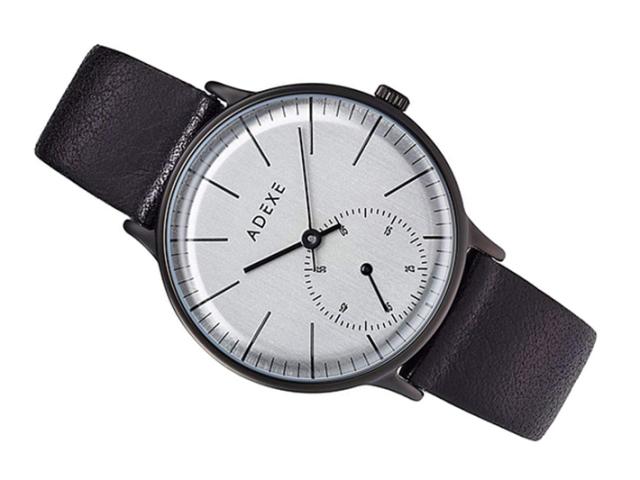 アデクス ADEXE 腕時計 1870A-02 クォーツ 33mm レディース