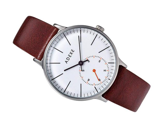 アデクス ADEXE 腕時計 1870A-03 クォーツ 33mm レディース