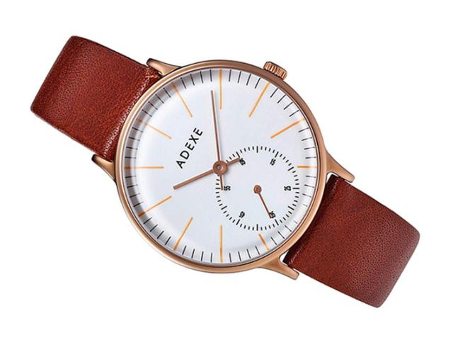 アデクス ADEXE 腕時計 1870A-05 クォーツ 33mm レディース